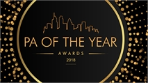 Apply now for our PA of the Year Awards 2018