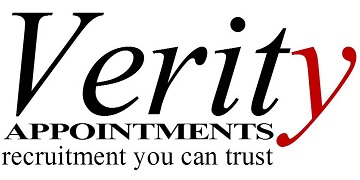 Verity Appointments logo
