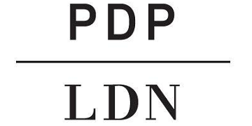 PDP London logo