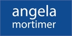 Angela Mortimer Plc - International Division logo