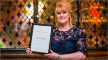 Success Stories: Sue Fletcher, Outstanding Achievement Award 2016