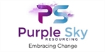 Purple Sky Resourcing logo