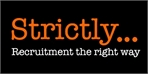 Strictly Recruitment logo
