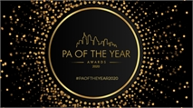 Nominate Yourself for the PA of the Year Awards 2020