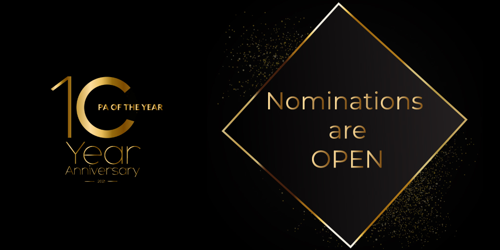 Nominations are open 2021