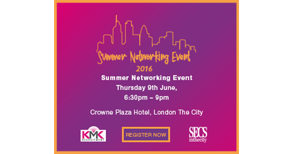 Summer Networking Event logo new