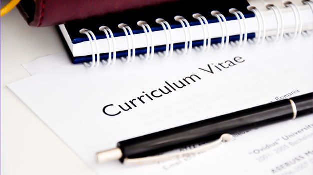How to get your CV on the shortlist