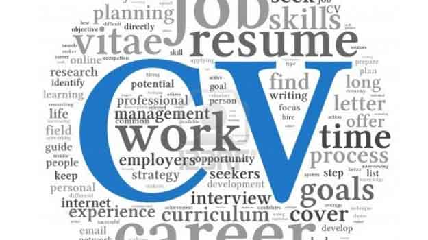cvs career advice articles and careers information on secsinthecity