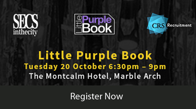 The Grand Ballroom, The Montcalm Hotel - Little Purple Book 2015